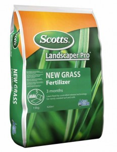 Poza 1 Everris (Scotts) New Grass intretinere gazon 15kg
