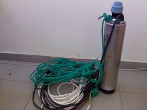 Poza 1 Hidrofor electronic cu pompa submersibila (65 litri/min.)