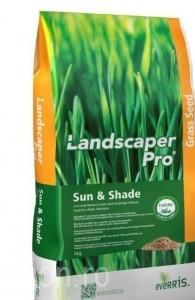 Poza 1 Seminte gazon Everris (Scotts) Landscaper Pro Soare si Umbra sac 5 kg