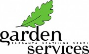 Sigla firmei Garden Services